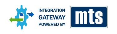 Logo for Integration Gateway Powered by MTS Software Solutions
