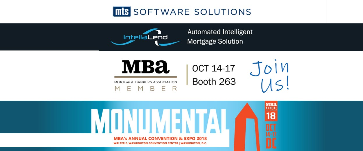 Pop-under banner for Event: MBA's Annual Convention and Expo, October 14-17 Washington DC