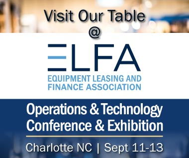 Rectangle Banner for Event: 2017 ELFA Operations and Technology Conference and Exhibition