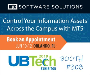 Banner Rectangle for Event: UB Tech Conference 2019 Orlando FL June 10-12