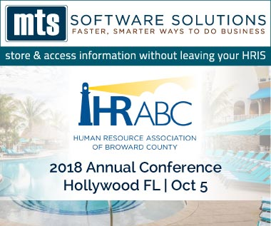 Banner Rectangle for Event: 2018 Human Resource Association of Broward County Annual Conference October 5