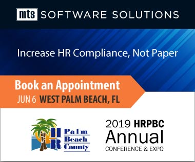 Banner Rectangle for Event: 2019 HRPBC Annual Conference & Expo West Palm Beach FL June 6