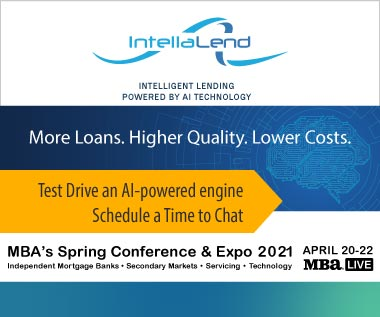 Banner Rectangle for Event: MBA's Spring Conference & Expo 2021, April 20-22, Test Drive an AI-powered engine