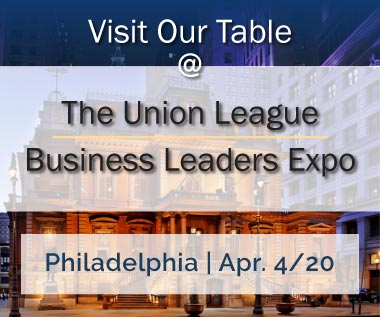 Banner rectangle for Event: Union League Business Leaders Expo 4/20/17