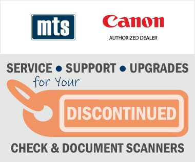 Banner Rectangle for Webpage: Canon Scanners Discontinued