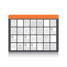 Microfiche Scanning icon