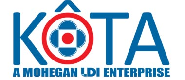 Logo for KÔTA, a Mohegan LDI Enterprise