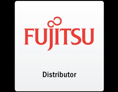 Logo for Fujitsu Distributor