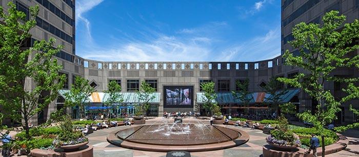 Photo of venue in PA Philadelphia: The Hub - Commerce Square
