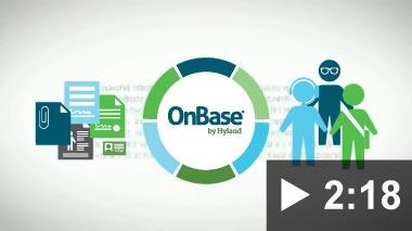Thumbnail for video: OnBase Capture